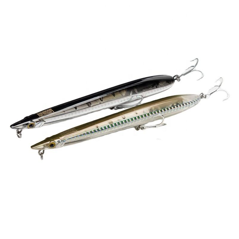 Huacheer 155ミリメートル24グラムSinking Pencil Bait Fishing Shad Lures For Outdoor Fishing