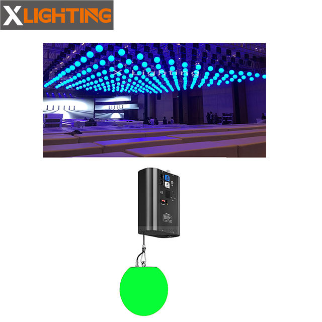 Disco Stage LED Kinetic 3D Ball Light