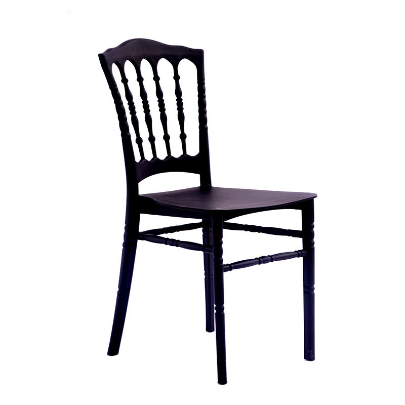 Hot sale cheap commerical furniture high quality full plastic hotel banquet chair stackable outdoor wedding party event chairs