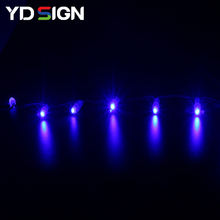 12V outdoor waterproof led pixel DMX RGB colorful dmx led pixel lights for building Lighting