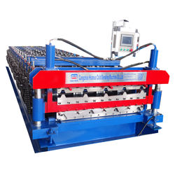 new type double layer roof corrugated roll forming machine for sale