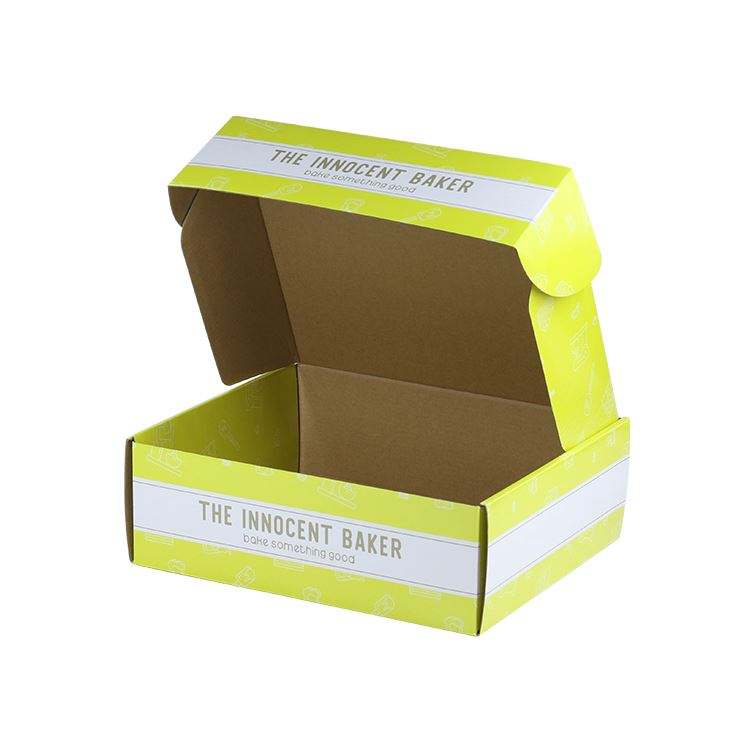 2020 Subscription tuck top corrugated shipping box for work home packing products