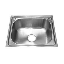 Wholesale High Quality Stainless Steel Drain Single Basin Kitchen Sink