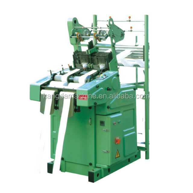 Elastic band making machine