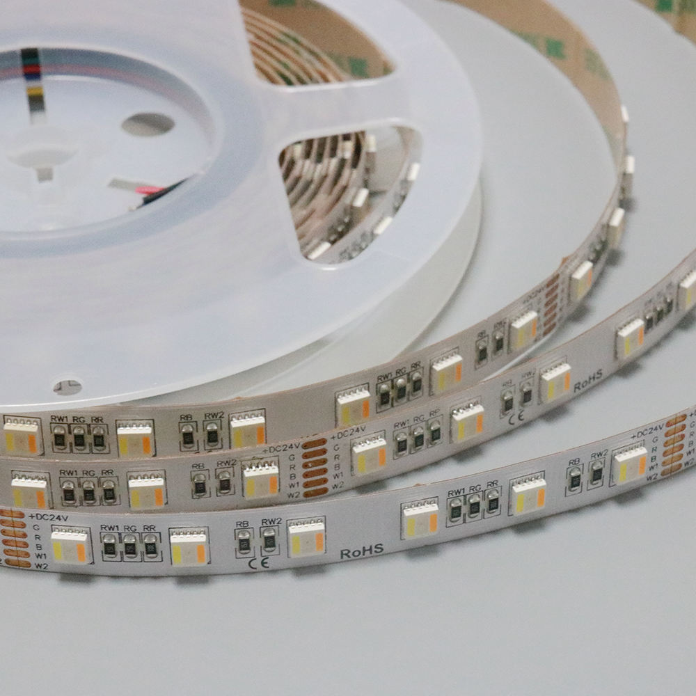 Flexibele 5050RGB Led Strips Smd Digitale Strip, 5M/Reel