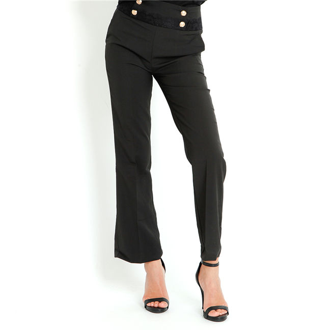 Casual dressing coat fall pant price with low price