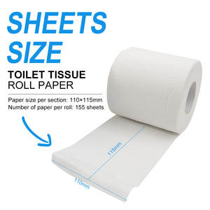 making machines soft 3ply toilet paper bathroom tissue bulk roll