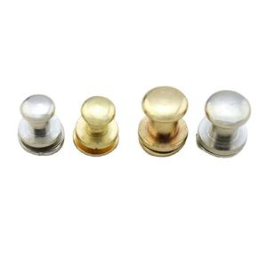 Decoratieve Studs En Klinknagels, Messing Spike Studs Klinknagel