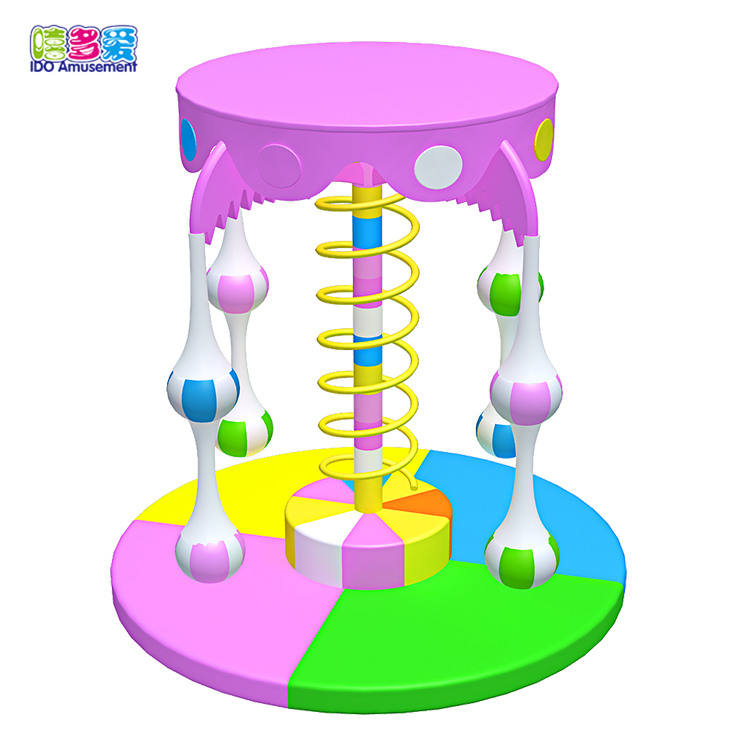 Kids Indoor Playground Amusement, Park Components Made In China, Children Soft play manufacturer