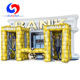 2020 NEW exciting games interactive playing system inflatable IPS Ninja The Bank for sale
