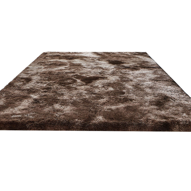 OEM Factory Soft Polyester Shaggy Carpet For Living Room