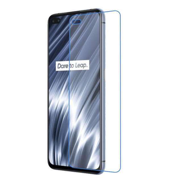 LGYD for 25 PCS Full Cover ScreenProtector Tempered Glass Film for Oppo A9