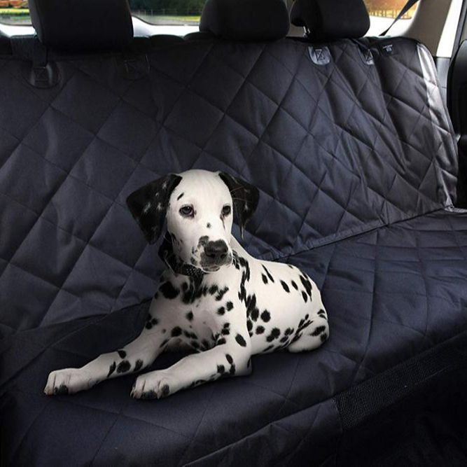Polyester Hond Auto Seat Cover Back Seat Pet Hangmat