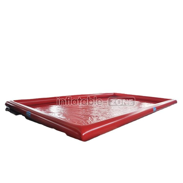 Ukuran Khusus Red Inflatable <span class=keywords><strong>Kolam</strong></span> <span class=keywords><strong>Renang</strong></span> Mencakup <span class=keywords><strong>INTEX</strong></span> <span class=keywords><strong>Kolam</strong></span> <span class=keywords><strong>Renang</strong></span> Inflatable