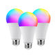 Wireless Smart WiFi LED Bulb Dimmable 9W Works with Amazon Alexa Google Assistant