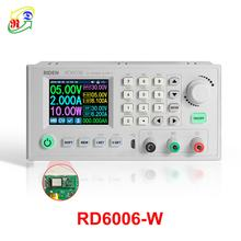 RD RD6006W USB WiFi DC - DC Voltage current Step-down adjustable Power Supply module buck Voltage converter voltmeter 60V 6A