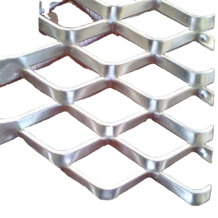 Expanded Metal Shielding