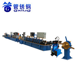 Stainless Steel Automobile Tube Mill