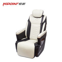 Popular vip Modified luxury car seat with adjust headrest and footrest