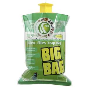 Haierc Disposable Outdoor Usage Big Bag Fly Trap Bag Non-toxic Insect pheromone Trap, Fly Catchers