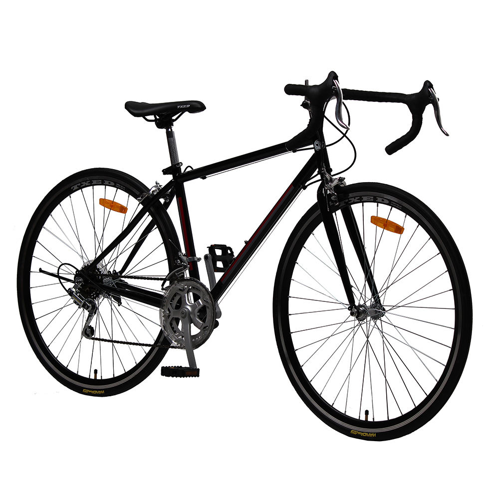 27 Inch steel frame alloy road bike