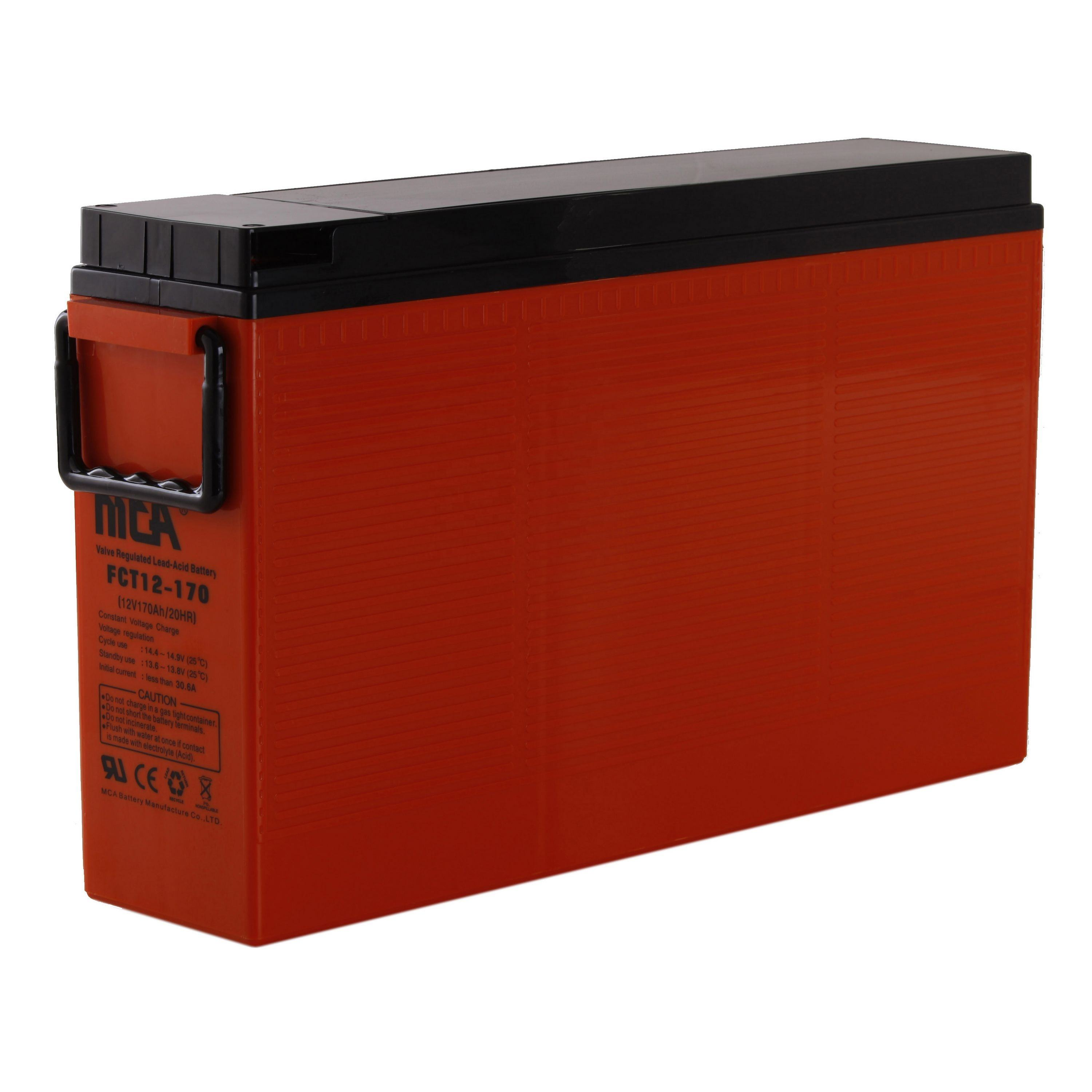 New product solar energy storage lead crystal 170 ah battery