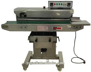 High Quality Continuous Bag Sealer / Sealing Machine