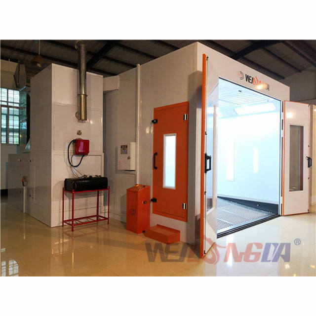 WLD9000 Powder Coating Baking Room For Greece CE