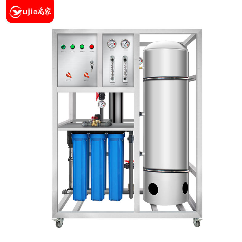 Reverse osmosis water purifier with 150L pressure tank for hotel or school