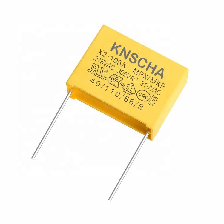 20 PZ X2-824K AC 310V 0.82uF pellicola di polipropilene condensatori  MPX MKP