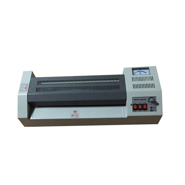 JP-320 ID card press paper laminator machine for A3 A4 A5 hot and cold laminator automatic pouch laminator