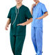 Top quality hot sale nurse scrubs suit uniformes medico