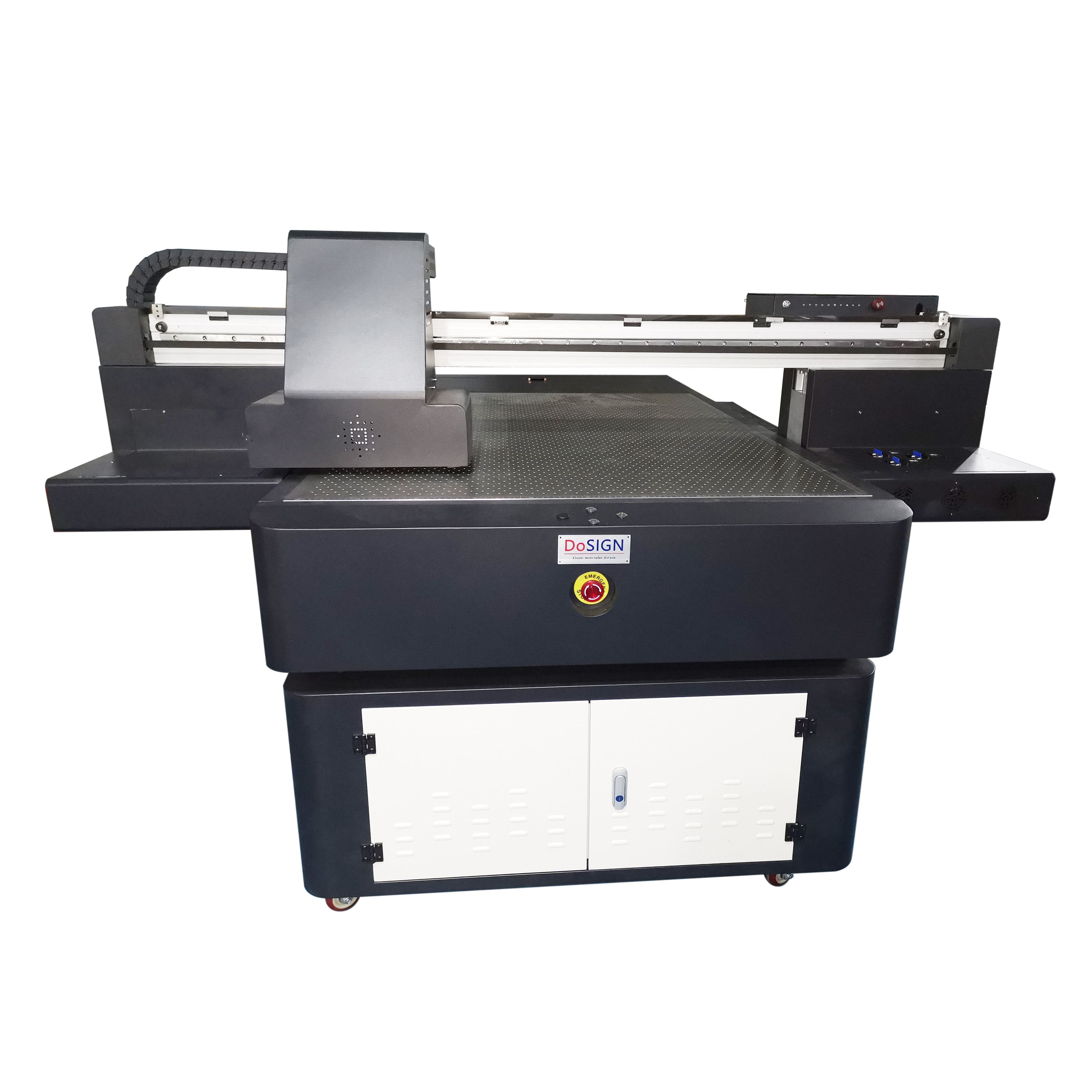 2020 Hot sale digital glass ceramic tiles background board printer uv flatbed printer