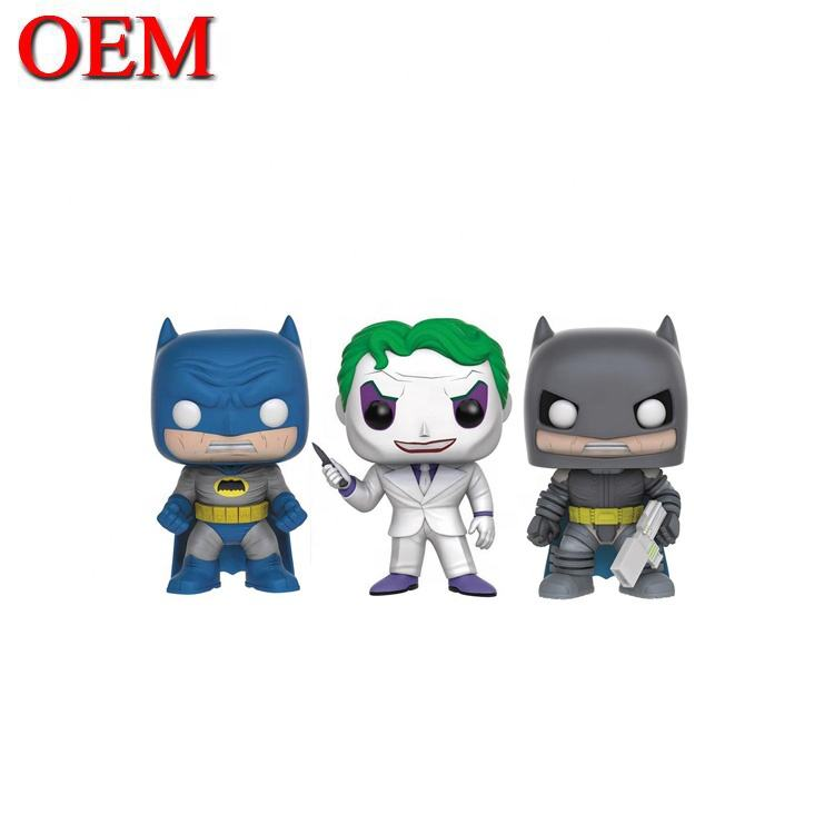 OEM Comics Fun Batman Figure Pop Batman Toy Animated Products