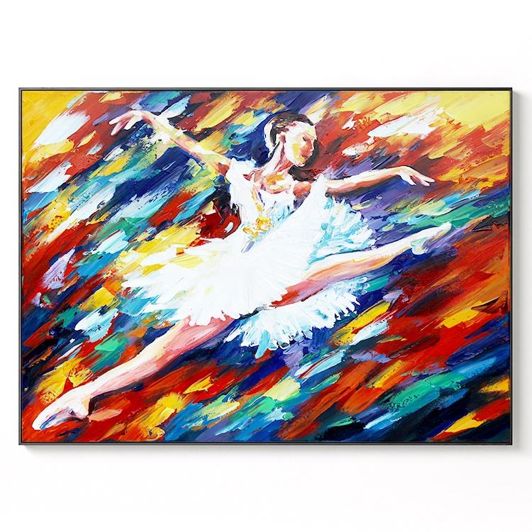 거짓말 Down 성 중국어 Girl Nude Painting Beautiful Red Nude Oil Painting 대 한 호텔