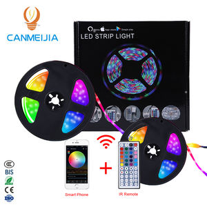 2020 Venta caliente 12V led tira de luz led SMD 2835 RGB azul amarillo impermeable Flexible led tira de luces tira de luz led