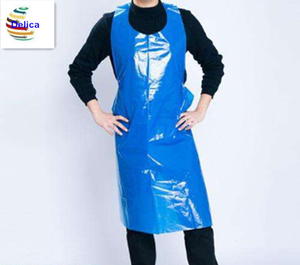 Wholesale Personal Protection Cleaning PE Apron