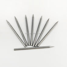 Custom tungsten darts steel tip argon welding tungsten needle