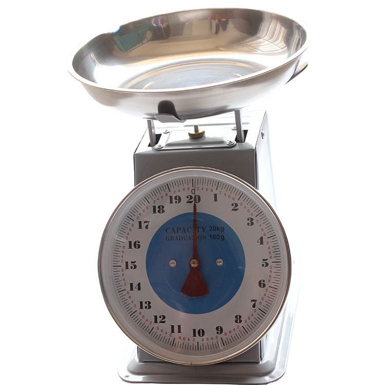 Excellent quality Stainless Steel Spring Weight Scale 20 /50/100g Spring Balance Scale