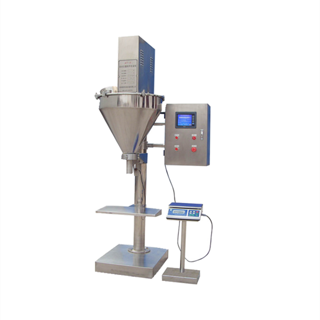 KA PACKING Factory direct lactoferrin powder jar filling machines equipment