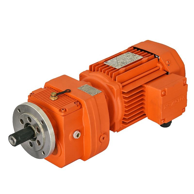 Professional Manufacturer of R Helical Gearboxes in China