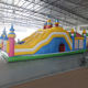 Popular selling inflatable castle inflatable commercial water park aqua park equipment giant inflatable water park for kids