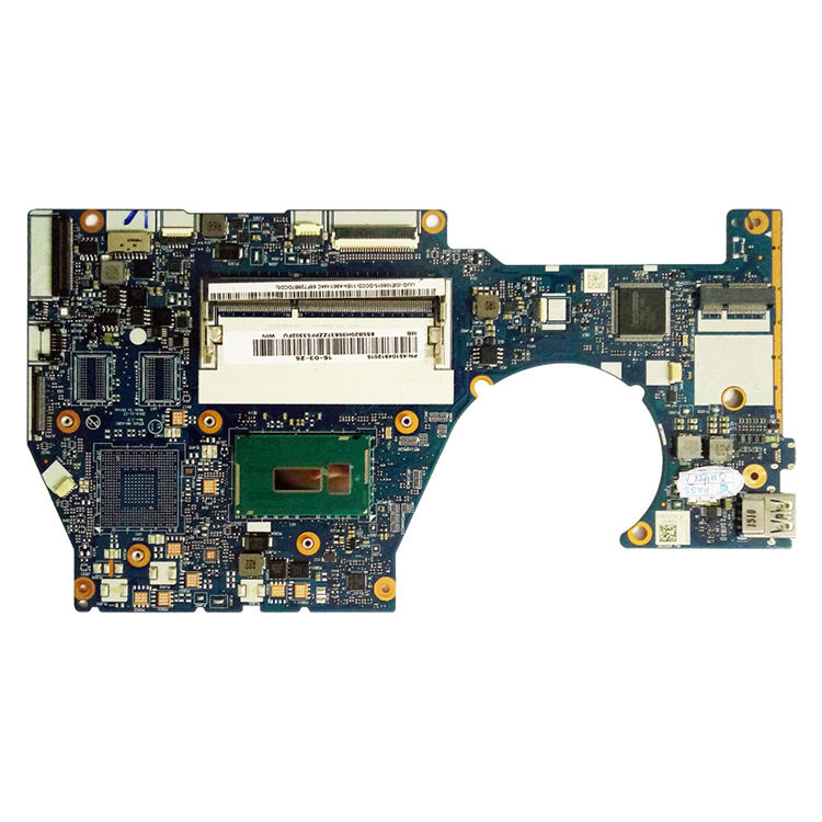 5 B20H35637 Laptop Motherboard Für Lenovo YOGA 3 14 Laptop Mainboard NM-A381 Core i5-5200U 2.2 GHz