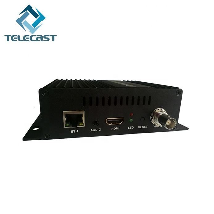 Hỗ Trợ RTSP/RTP 24 Bit 32K AAC <span class=keywords><strong>AV</strong></span> HD H.264 Bộ Mã Hóa Video