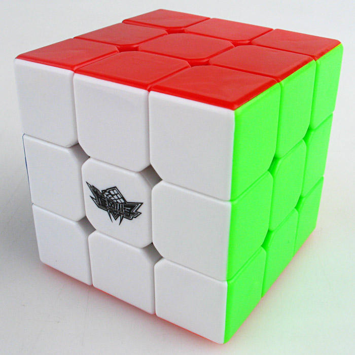 Cyclone Boys 3x3x3 Magic Cube Professional Speed Cubes 3x3 Puzzles 3 by 3 Speedcube (56mm) magic cube wholesaler
