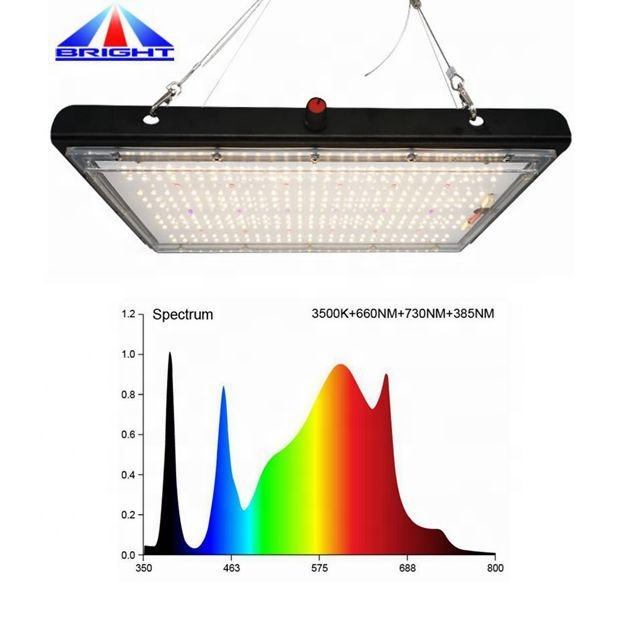 LM301B LM301H IR UV Plant Grow Light 730nm 660nm UV385nm Indoor Grow Lights For Vertical Farming