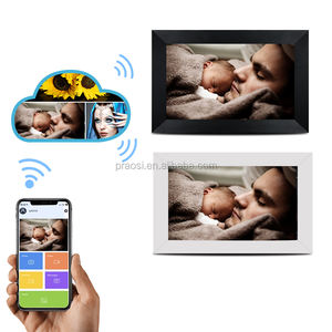 Digital Frame Picture Digital Picture Frame 10 2020 Cheap Price High Resolution Touch Screen 10 Inch Wifi Cloud Digital Photo Frame With Picture Video Function