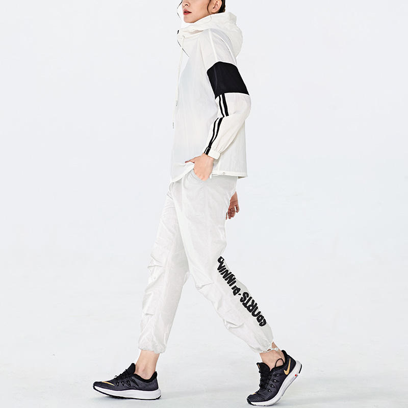 Wholesale Women Training Clothes Track Suits Sportswear Jogging Wear Set