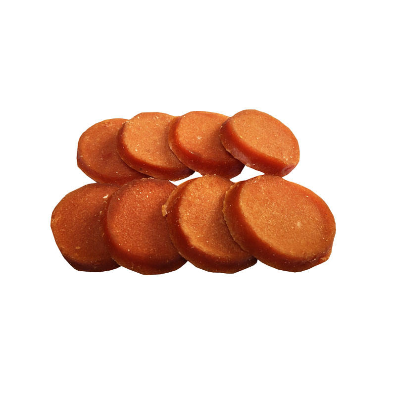 Red chicken chip meat puree for pet food