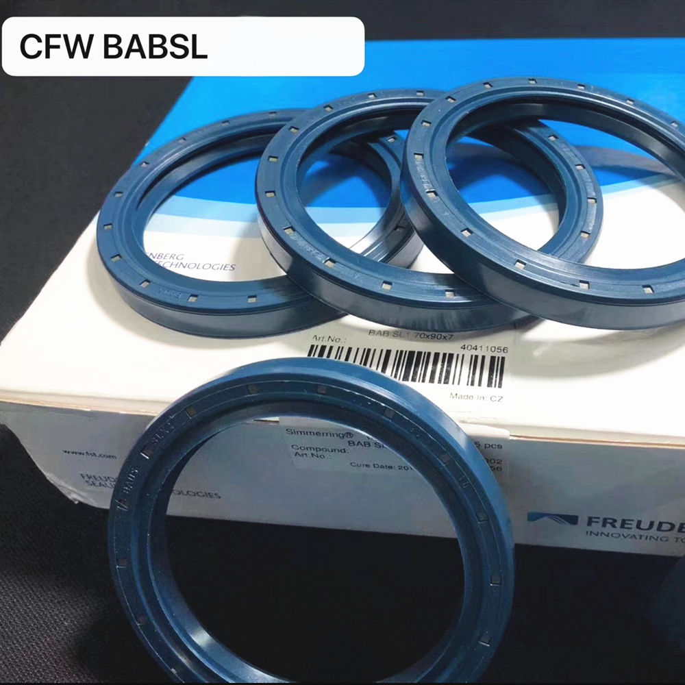 CFW NBR FKM Oil Seal Rotary Stadard Shaft TOYOTA Auto Parts Rubber Oil Seal NQK N0K NAK Motor TC Skeleton Oil Seal